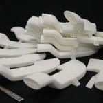3D-System SPro 140 Base Prototyp