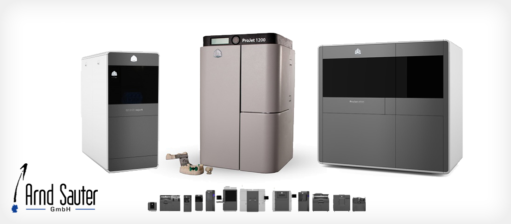 3D-Systems Productfamily